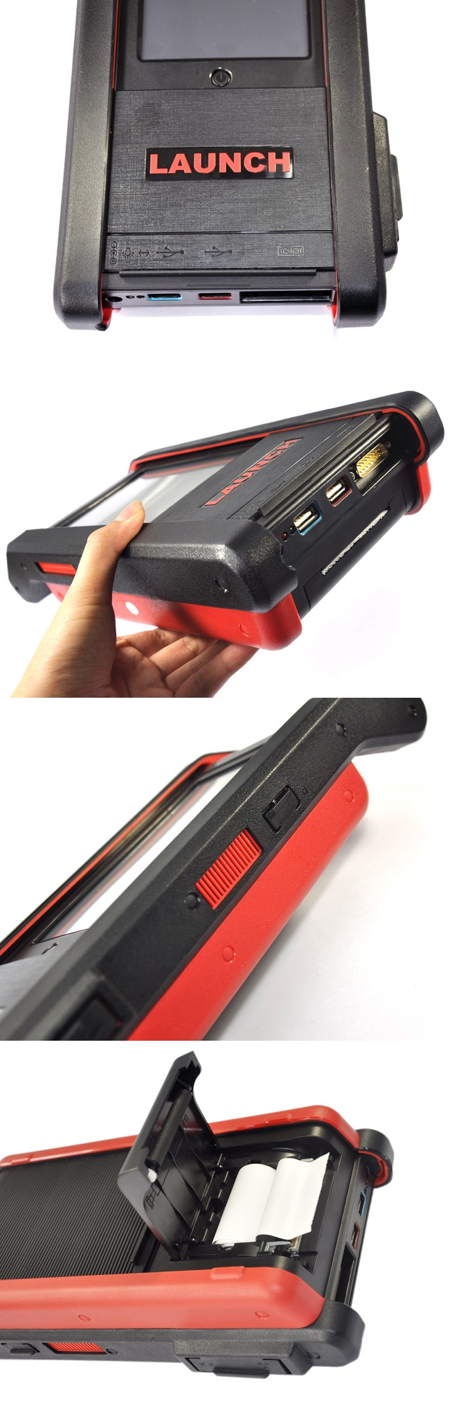Launch X431 GDS Professional Car Diagnotic Tool Multi-functional WIFI X-431 GDS Auto Code Scanner (Diesel and Gasoline)