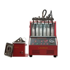 Launch CNC 602A Fuel Injector Cleaner Machine Auto Fuel Injector Tester With Ultrasonic Cleaner