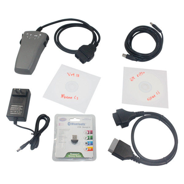 CAN Nissan Consult 3 III Software Professional Auto Diagnostics Tools